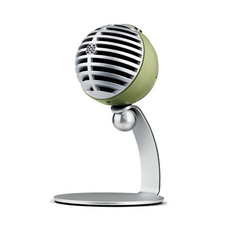 Shure Digital Condenser Microphone - MV5-A-LTG-A - Green