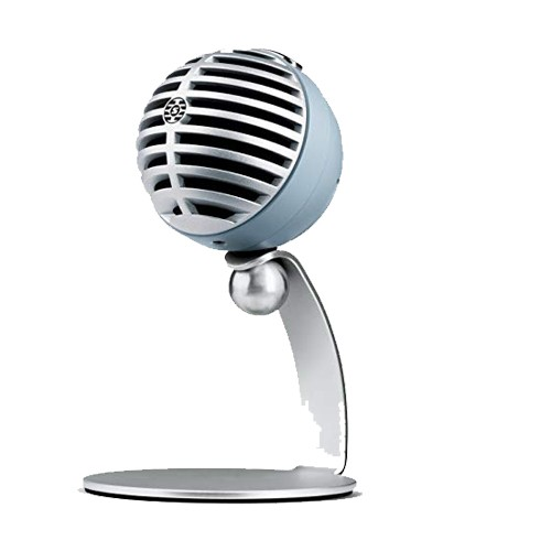 Shure Digital Condenser Microphone - MV5-A-LTG-A - Blue