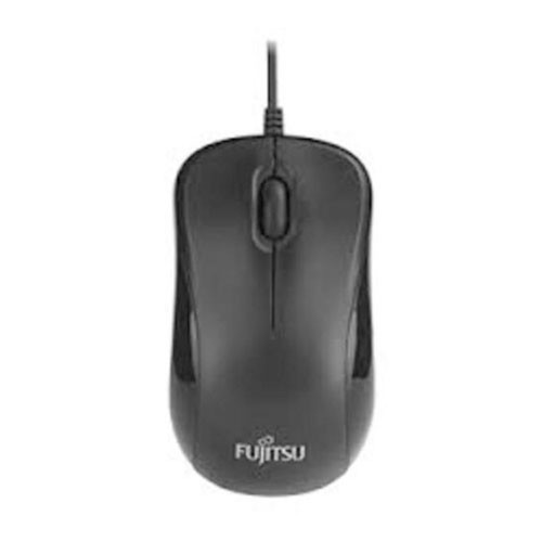 Fujitsu Optical Mouse WH300 - Solid Black