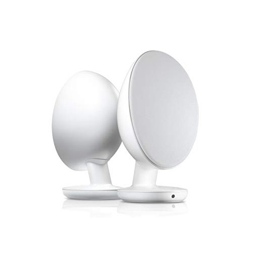 Kef Egg White Wireless Digital Music System
