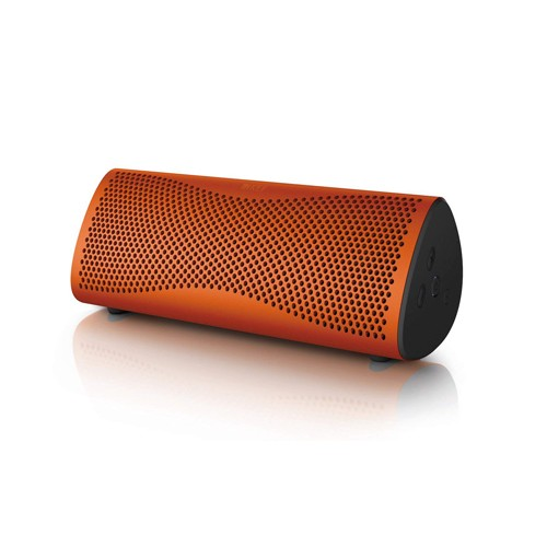 KEF Muo Wireless Speaker Bluetooth - Sunset Orange