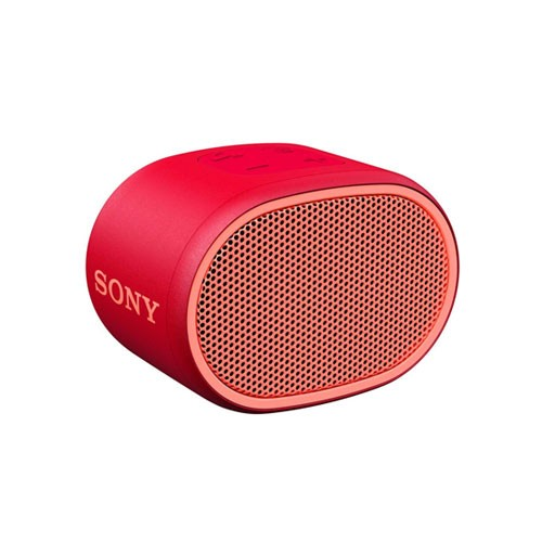 Sony Bluetooth Speaker Extra Bass SRS-XB01 - Red