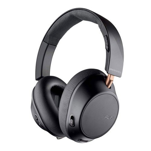 Plantronics Backbeat Go 810 ANC Wireless Headphones - Graphite Black