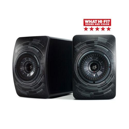 KEF LS50 Wireless Speaker 'Nocturne' by Marcel Wanders