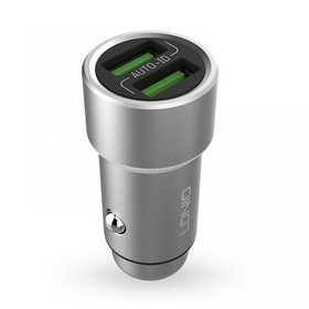LDNIO Car Charger Auto-ID Z