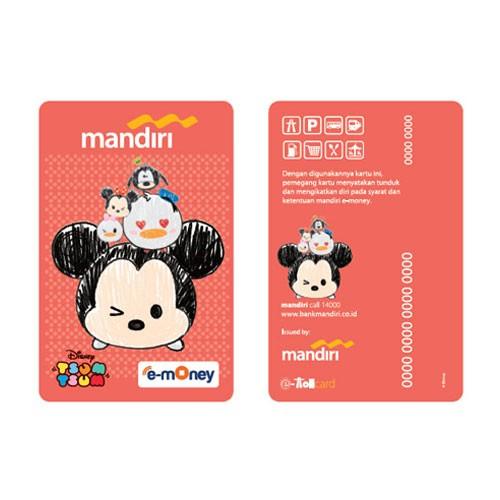 Mandiri eMoney Tsum Tsum - Mickey & Friends