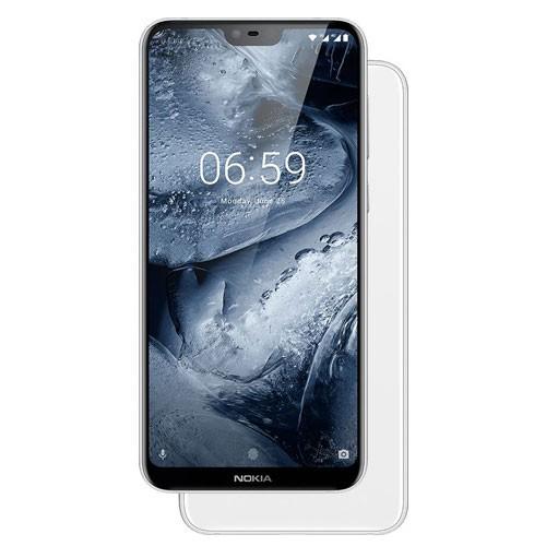 Nokia 6.1 Plus - White