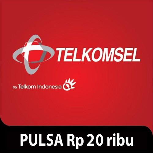 Telkomsel Pulsa Rp 20.000