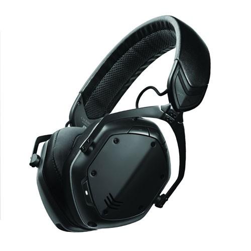 V-Moda Crossfade 2 Wireless Over-Ear Headphone - Matte Black Metal