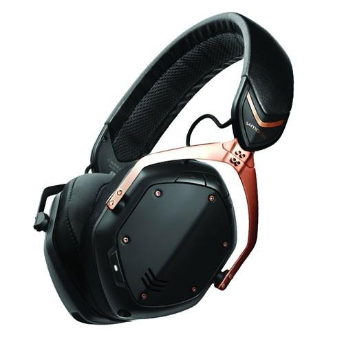 V-Moda Crossfade 2 Wireless Over-Ear Headphone - Rose Gold Black