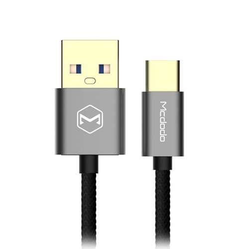 Mcdodo Cable Fast Charging Type-C - Grey