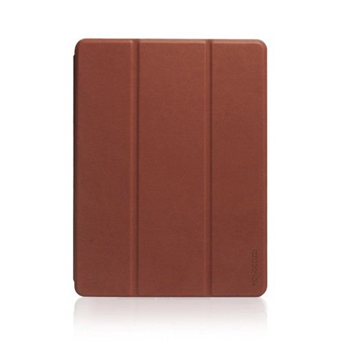 Monocozzi Case iPad 9.7 (2018) With Pencil Slot Lucid Folio - Tan