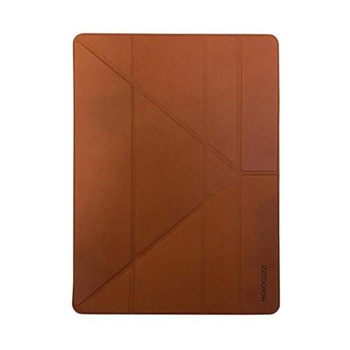 Monocozzi Lucid Folio Casing for iPad Pro 12.9 inch - Tan