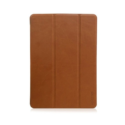 Monocozzi Lucid Folio Casing for iPad 9.7 2018 - Tan