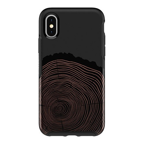 Otterbox Symmetry For iPhone Xs - Wood You Rather