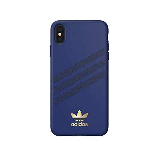 Adidas Moulded PU Case iPhone Xs Max - Blue