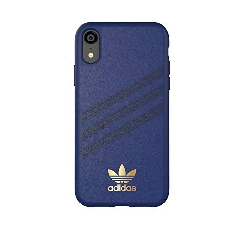 Adidas Moulded PU Case iPhone XR - Blue