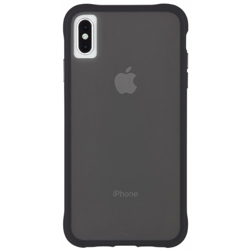 Casemate Tough case for iPhone Xs Max - Matte Black