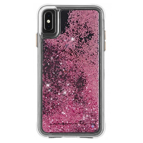Casemate Max Waterfall case for iPhone Xs Max - Rose Gold