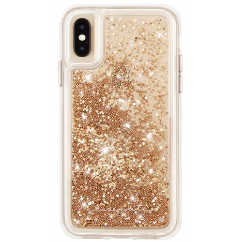 Casemate Max Waterfall case for iPhone Xs Max - Gold
