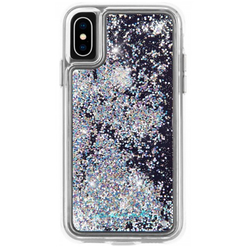 Casemate Max Waterfall case for iPhone Xs Max - Iridescent