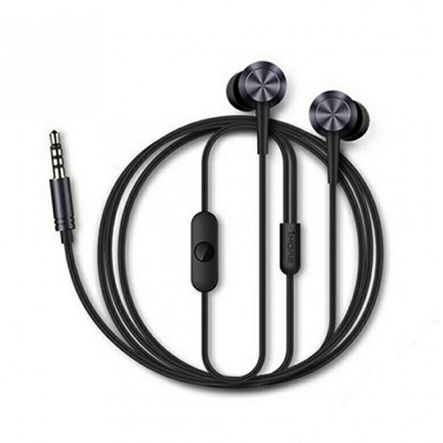 Xiaomi 1More Piston In-Ear Earphone Premium Edition - E1009 - Black