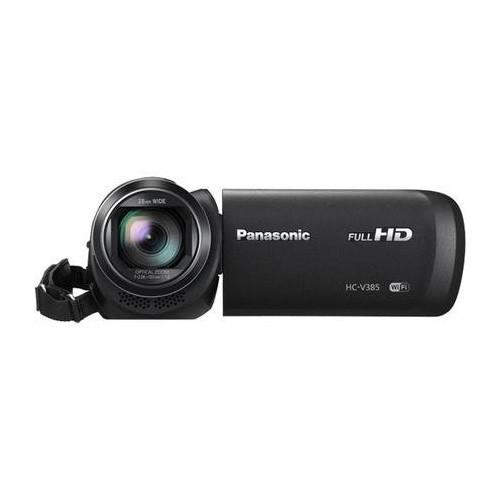 Panasonic Camcorder HC-V385GC-K - Black