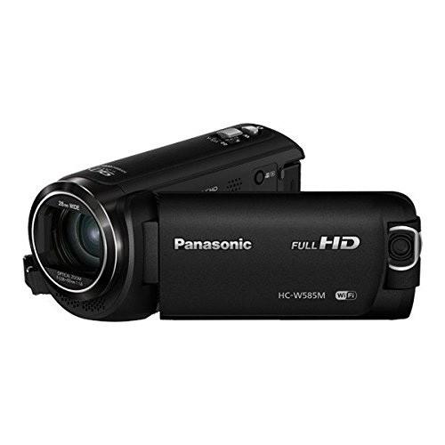 Panasonic Camcorder HC-W585GC-K - Black