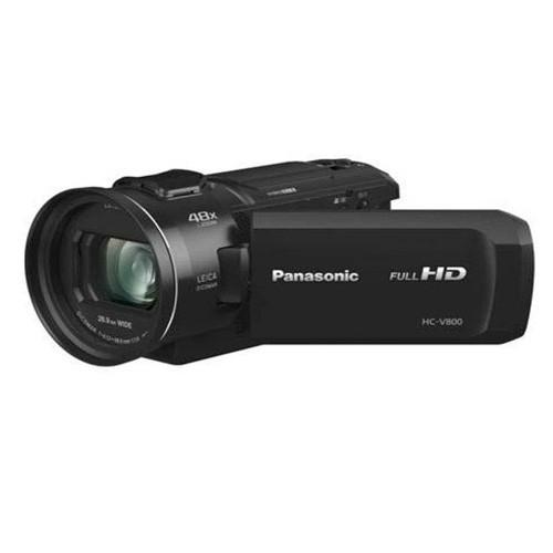 Panasonic Camcorder HC-V800GC-K - Black