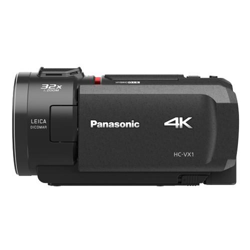 Panasonic Camcorder HC-VX1GC-K - Black