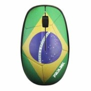 Prolink Mouse Wireless 2.4GHz 1600 DPI PMW5007 BRA