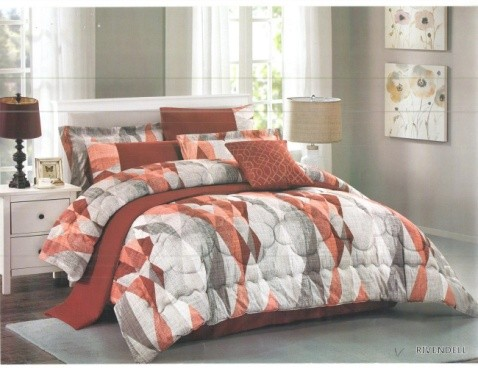 Pantone - Rivendell Bed Cover Set Queen