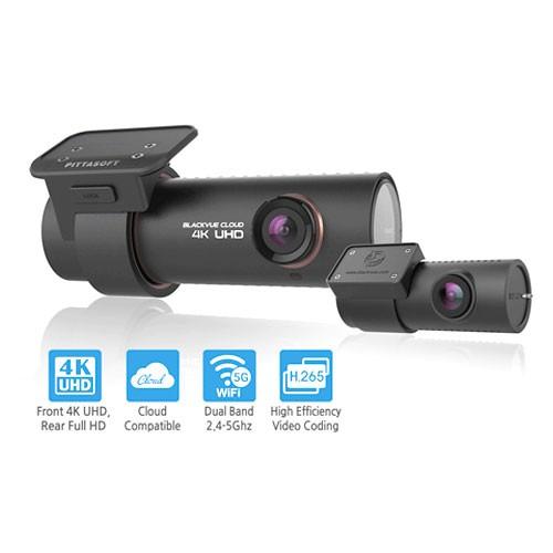 Blackvue 4K Full UHD Cloud Dashcam DR900S-2CH