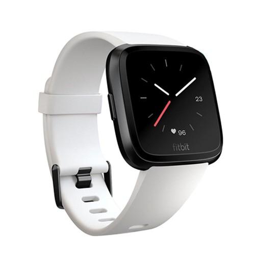 Fitbit Versa - White/Black Aluminium