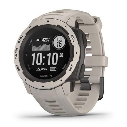 Garmin Instinct Outdoor GPS Watch - Tundra