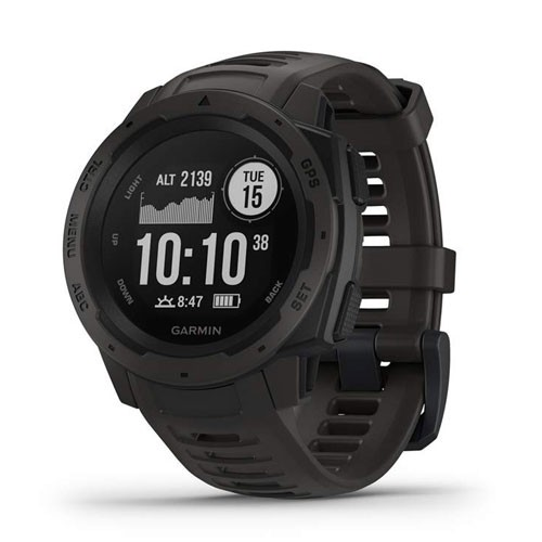 Garmin Instinct Outdoor GPS Watch -Graphite