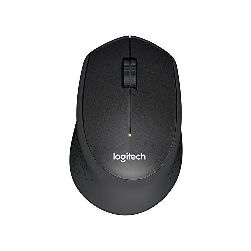 Logitech Silent Plus Wireless Mouse M331 - Black
