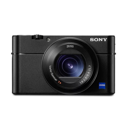 Sony Cyber-shot Camera DSC-RX100 Mark V A - Black
