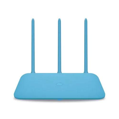 Xiaomi Mi 4Q Wireless Smart Router Three Antennas 450Mbps - Blue