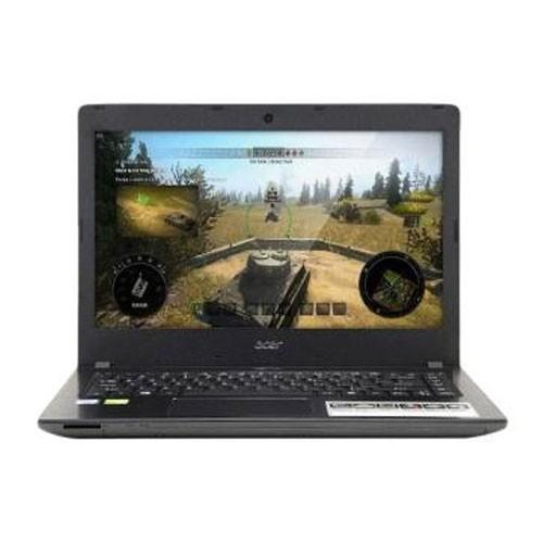 Acer Notebook E5-476-386Q NX.GZQSN.001 - Blue