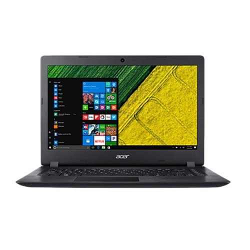 Acer Aspire 3 Notebook A314-32-C3X0 - Black