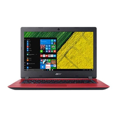 Acer Aspire 3 Notebook A314-32-C09W - Red