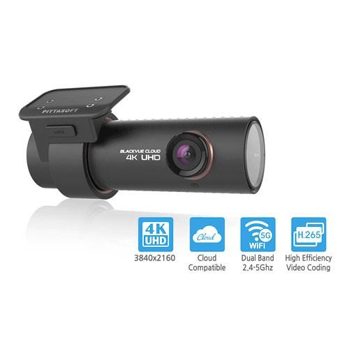 Blackvue 4K UHD Cloud Dashcam DR900S-1CH