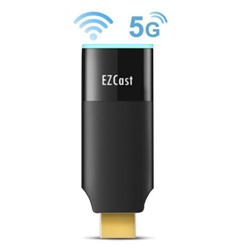 EZCast 2 5G Smart TV Stick Dongle Miracast HDMI Mirror TV Airplay - Black