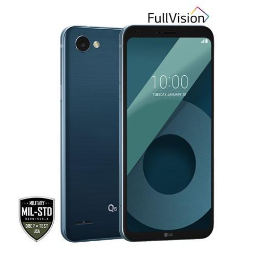 LG Q6 - Moroccan Blue