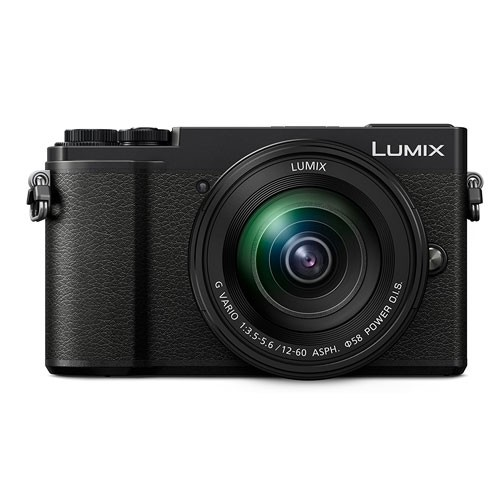 Panasonic Lumix G Mirrorless Camera GX9 - Black