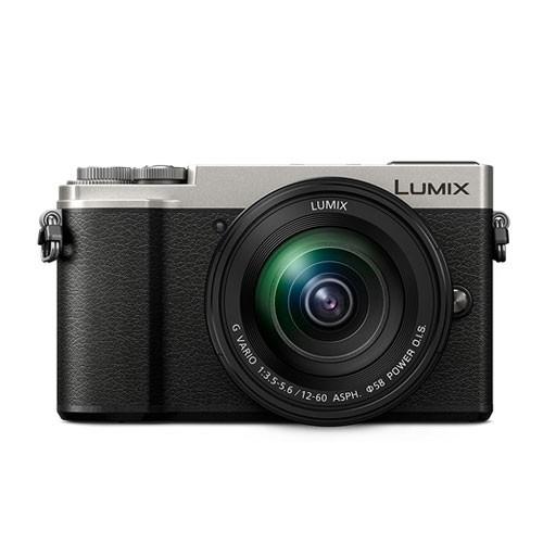 Panasonic Lumix G Mirrorless Camera GX9 - Silver