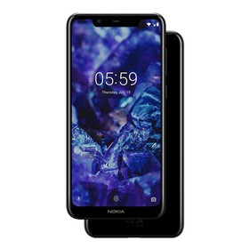 Nokia 5.1 Plus - Black