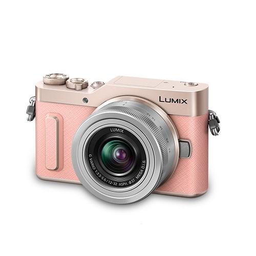 Panasonic Lumix G Mirrorless Camera GF10 - Pink