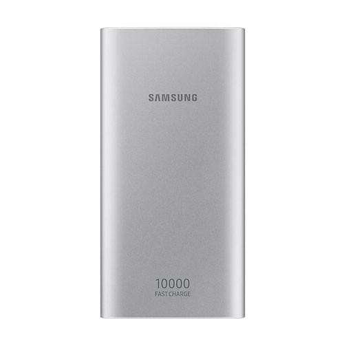 Samsung Fast Charging Battery Pack 10,000 mAh ASM-EB-P1100B-SL (Micro USB) - Silver
